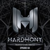 Hardmony Radio Episode 04 | DJ Ikaruz