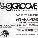 Giulian Raggiotti @ Bing Bang Groove 15.02.14 [Part 2]