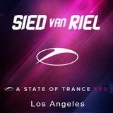 Sied van Riel - Live at Beyond Wonderland in Los Angeles, USA (17.03.2012)