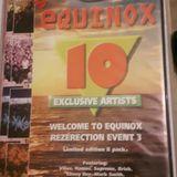 Lenny Dee - Rezerection Event 3, The Equinox 2nd September 1995