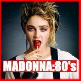MADONNA : 80's - THE RPM PLAYLIST