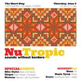 Gingee live at NuTropic (6.2.16)