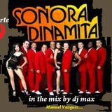 SONORA DINAMITA IN THE MIX by dj max. Aporte # 9