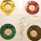 Nick Soule: Rare Northern & Detroit soul 45s & R&B stompers - Marble Bar, Detroit - Nov. 25, 2017