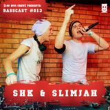Shk & Slimjah - BASSCAST #013 (Vinyl)