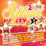 Schlagerparty Continuous Mix   320 @2017