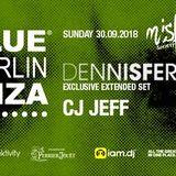 Dennis Ferrer – Live  @ Misfits Society x Blue Marlin Ibiza  –  30.09.2018