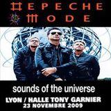Depeche Mode @ Halle Tony Garnier, Lyon, France, 23.11.2009 (Matrix)