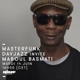 DavJazz Invite Maboul Basmati - 14 Juin 2016