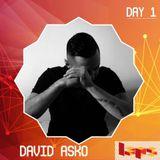 DAVID ASKO - LIVE SET @ LAPS FESTIVAL (Lille, FR) - 09.09.2016