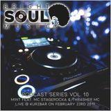 MINT @ Bright Soul Music meets Stream DnB, Kurzbar Mannheim