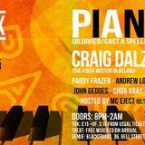 Pianoman Piano Equinox (Glasgow) Old Skool Piano Promo (Bac 2 Basics)