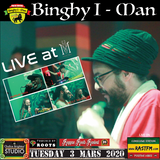 Murray man & RootsTing with Binghy i-man & the Roaring Lionz Tunisia live show