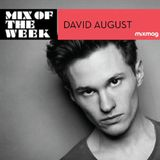 David August - Mixmag Mix Of The Week (2013-04-16)