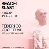 Federico Guglielmi Live @ Beach Blast - Calabria - Italy