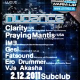 Clarity Promo Mix for Nudance Bratislava
