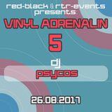 DJ Psycos live @ Vinyl Adrenalin 5
