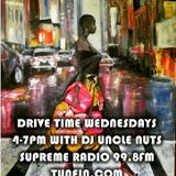 DRIVE TIME WEDNESDAY 22ND MAY