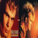Nik Kershaw vs Howard Jones - Back-2-Back Megamix