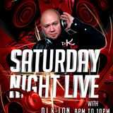Saturday Night Live DJ K-LON with Special Guest Djs OmarBFunk3 and Michael Motion