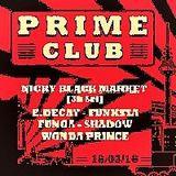 E.Decay  & Shadow MC @ PrimeClub - MS Connexion - Mannheim