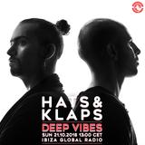 Deep Vibes - Guest HATS & KLAPS - 21.10.2018