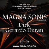 Gerardo Duran - Guest Mix - MAGNA SONIS 042 (19th June 2019) on TM Radio