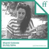 Shanti Celeste - Recorded Live 21/02/2014