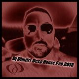 Dj Dimitri Deep House February 2018