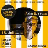 Absolut Soul Show /// 18.07.18 on SOULPOWERfm