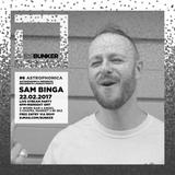 Sam Binga (Critical Music) @ DJ Mag Bunker #6