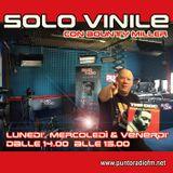 Bounty Miller Verrina con SOLO VINILE 135 su Punto Radio Bologna