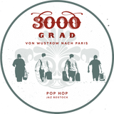 POPHOP @ 3000GRAD ON TOUR - JAZ ROSTOCK - 14.11.2014