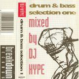 DJ Hype - Drum & Bass Selection Vol.1 Mix (1994)