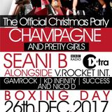 THE OFFICIAL CHRISTMAS PARTY - 26-12-17 - MARCUS GARVEY CENTRE, NOTTINGHAM PART 1