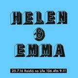 Helen and Emma - Raidio na Life - 25.07.16