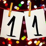 De 11 voor de 11 van de 11e (Mies11party preset - 11-11-2017)