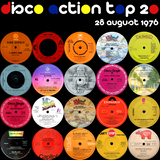 Disco Action Top 20 - 28 August 1976