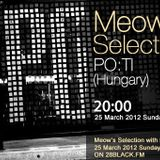 Po:ti guestmix to 28Meow's Selection 25.03.2012.