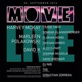 Marleen Polakowski @ MOVE Tanzhaus West   20-09-2014