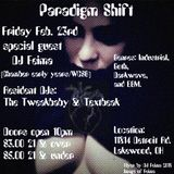 TEXTBEAK - DJ SET PARADIGM SHIFT THE CHAMBER LAKEWOOD OH FEB 23 2018