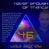 Never Enough of Trance episode 0046