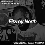 'CLOUD CASTLE RADIO' x 'RAID SYSTEM' Guest Mix #018: Fitzroy North