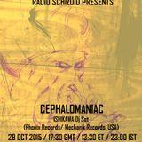 Ishikawa - Cephalomaniac [Radio Schizoid October 2015]