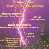 Resident DJ Team at Planet Hardcore (Berlare - Belgium) - 13 January 1995