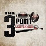 The 3 Point Conversion Sports Lounge- NBA Draft, NFL Talk, MLB All-Star Changes