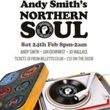 Red Lion E11 Northern Soul night 24.2.18 with Andy Smith, Jo Wallace & Ian Dewhirst - Pt 2