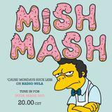 Mishmash Mo! @ Radio NULA radio station - Show 032