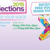 Why Is Voting Important? Herts '15 SU Election Launch Interviews