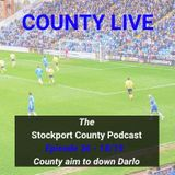 County Live podcast - Hatters aim to down Darlo